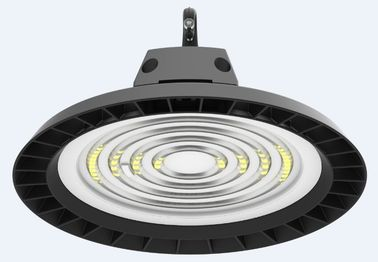 China Black Housing High Lumen Led Shop Lights , 150W Commercial Warehouse Led Lighting factory