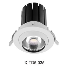 China High Lumen Dimmable Led Spotlights SMD 3030 IP40 With PAR Shaped Bulbs factory