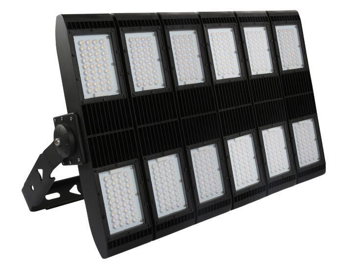 120LM / W 960W Waterproof Led Flood Lights , Led Outside Security Lights 2700K - 6500K supplier